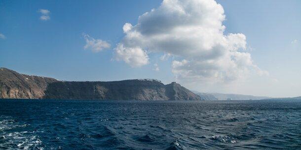 Seebeben erschütterte Ägäis-Inseln
