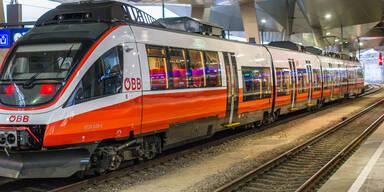 Zug-Fahrgast von Masken-Sündern brutal verprügelt: Täter stellten sich