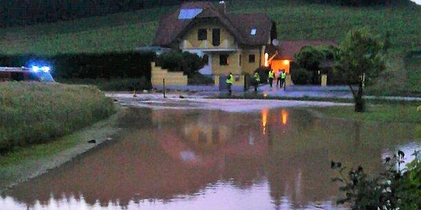 Unwetter sorgen für neue Überflutungen