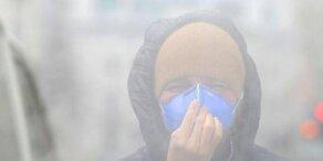 Luftverschmutzung in Wien alarmierend
