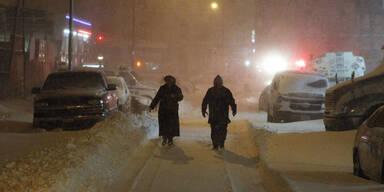 Blizzard New York 2010