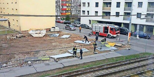 Unwetter-Warnung für ganz Österreich