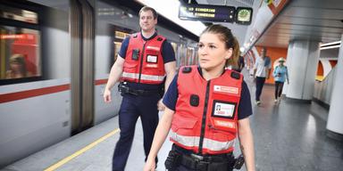 Wiener Linien Securities Sicherheit Wachleute