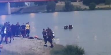 18-Jähriger in der Neuen Donau in Wien ertrunken