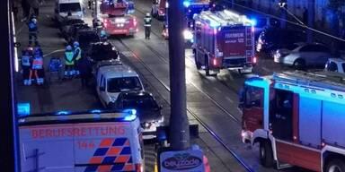 Tritt Gas aus? Wiener Quellenstraße gesperrt