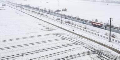 Wintereinbruch Kärnten