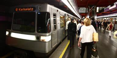 Wegen Weichenstörung: Mega U-Bahn-Chaos in Wien