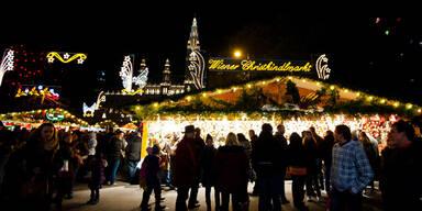 Jetzt fix: Wiener Weihnachtsmärkte werden stattfinden