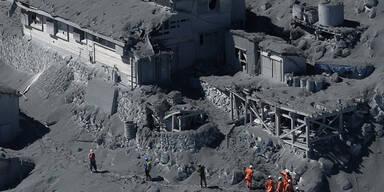 Ontake-Ausbruch: Mehr als 30 Tote