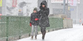 Schnee-Chaos: Winter gibt weiter vollgas