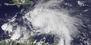"Horror-Hurrikan ""Matthew"" bedroht die Karibik"