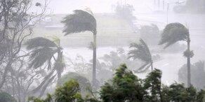 260km/h: Horror-Sturm fegt über Australien