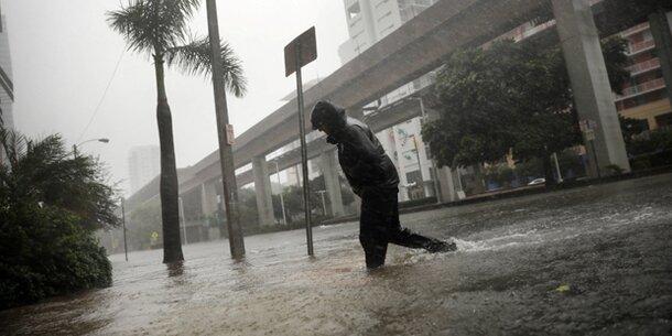 Hurrikan Irma: Fünf Tote in Pflegeheim