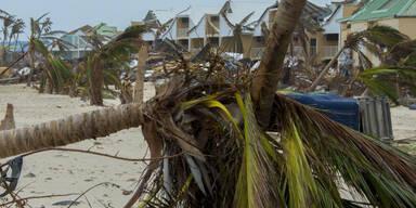 """Hurrikan """"Maria"""" zieht Spur der Verwüstung durch Puerto Rico"""