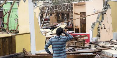 Puerto Rico Hurrikan Maria San Juan La Perla