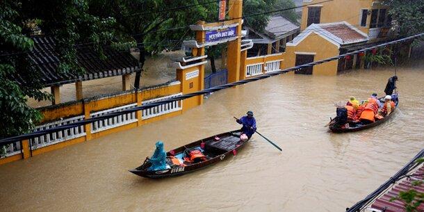 """Zahl der Opfer von Taifun """"Damrey"""" auf 69 gestiegen"""