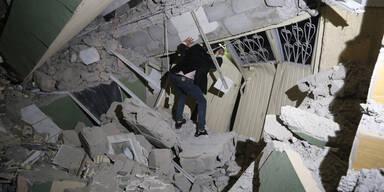 Erdbeben Iran Irak