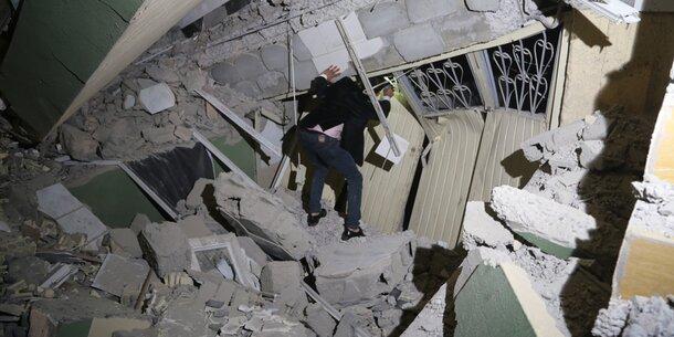 Erdbeben im Iran: Rasche Hilfe dringend nötig