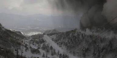 Kasuatsu Japan Vulkan