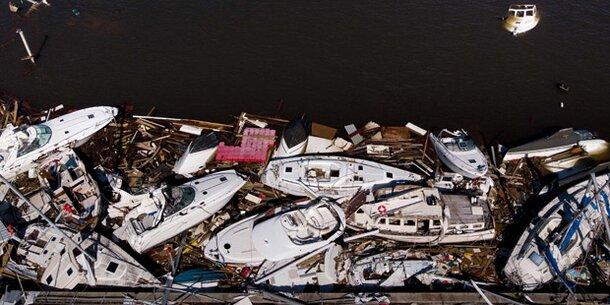 Hurrikan verwüstet ganze Teile Floridas