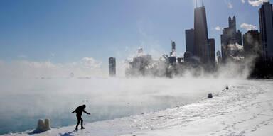 Chicago Kälte