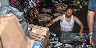 Sturzfluten sorgen für Toten & Chaos in Istanbul
