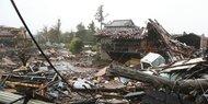 Höchste Warnstufe: Mega-Taifun mit Kurs auf Tokio