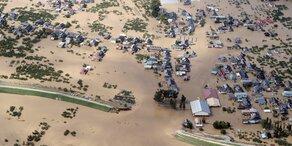 Mindestens 19 Tote! Horror-Taifun fegt über Japan