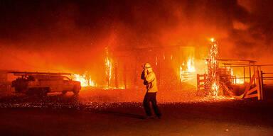 Kalifornien brennt