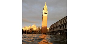 """Forscher: """"Venedig wird definitiv untergehen"""""""
