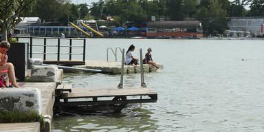 Badeverbot in der Neuen Donau aufgehoben