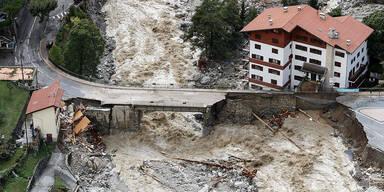 Horror-Unwetter: 55 Dörfer in Frankreich überflutet