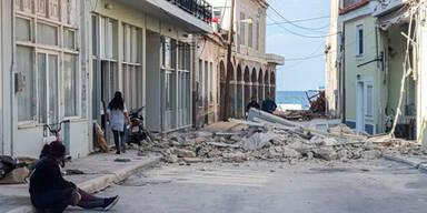 Samos Erdbeben