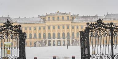 Zu Wochenbeginn nochmal Schnee bis nach Wien