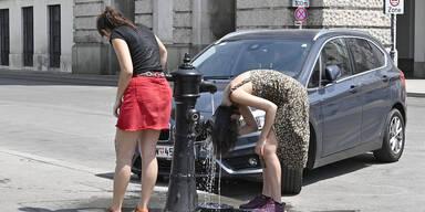 Nächste Hitze-Warnung: Heute 35 Grad und mehr