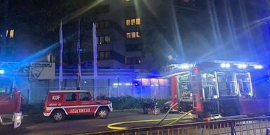 Mann bei Brand in Wiener Seniorenheim gestorben
