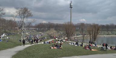 Grillen Donauinsel