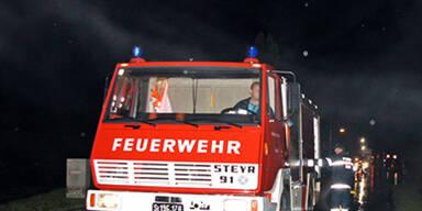 Unwetter im Bezirk Feldbach
