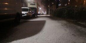 Erster Schnee: Jetzt auch Winter in Wien