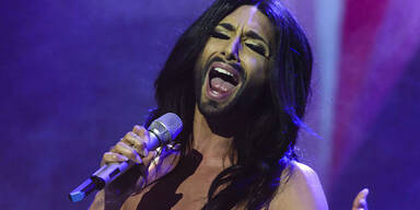 """Conchita Wurst rockte die """"Stonewall-Gala"""""""