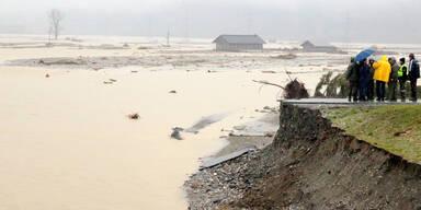 Kärnten Hochwasser 2018