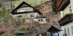 Unwetter-Chaos fordert erstes Todesopfer