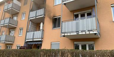 Brand-Tragödie: Ehepaar erstickte in seiner Wohnung