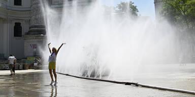 36 Grad: Wir sind Hitze-Hotspot Europas
