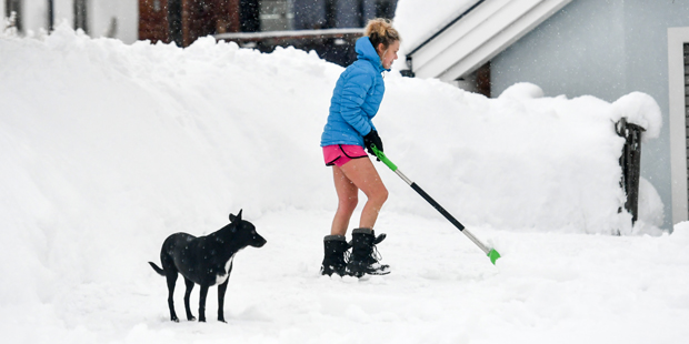 Schnee Tirol Biberwier Reutte