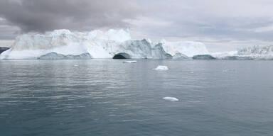 Arktis-Eis ist wie nie zuvor geschmolzen