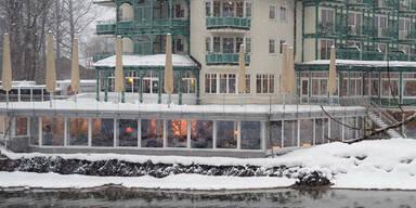 Winter-Stimmung am Altausseer See