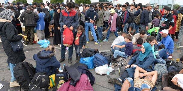 Asyl: Jetzt sind alle Grenzen zu