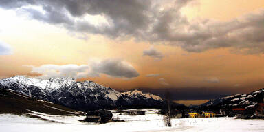 Jetzt fegt Saharastaub über Österreich