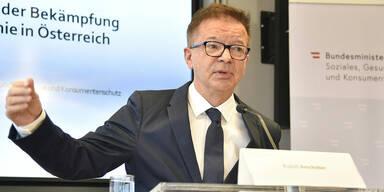 "Therapeut nennt  Minister ""Volltrottel"": 500 Euro Bußgeld"